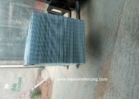 Electro Welded Galvanized Mesh Anggar Panel Anti - Craking Untuk Buliding